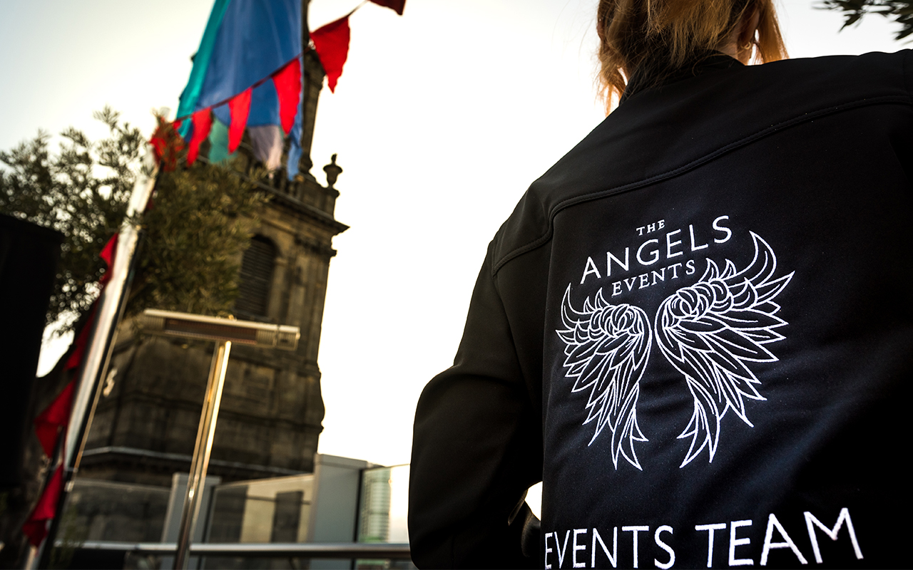 The Angels Events | Back To School Party