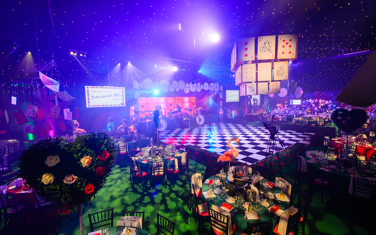 The Angels Events | Firecracker Ball Event Production Agency