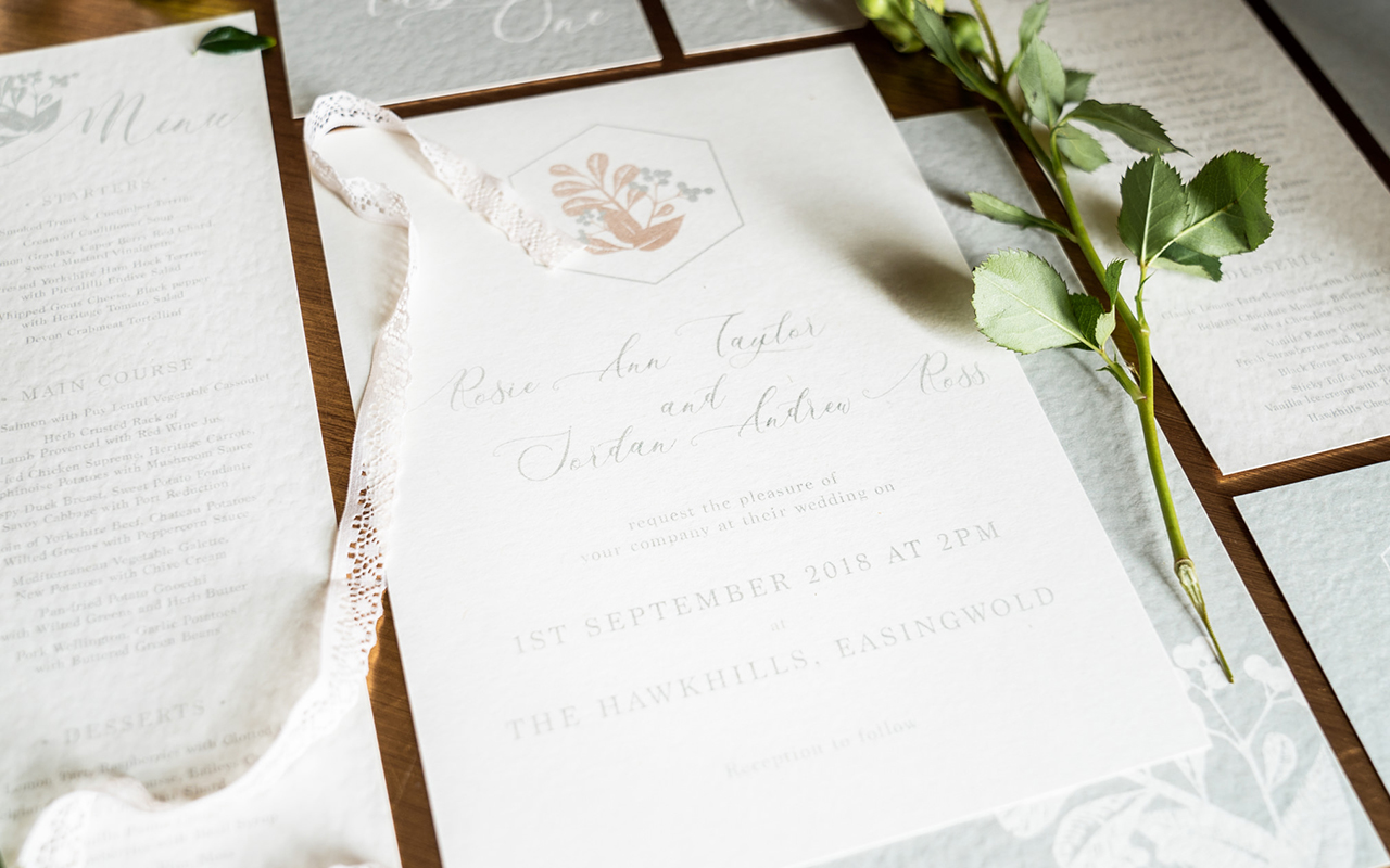 The Angels Events | How To Word Your Wedding Invitations