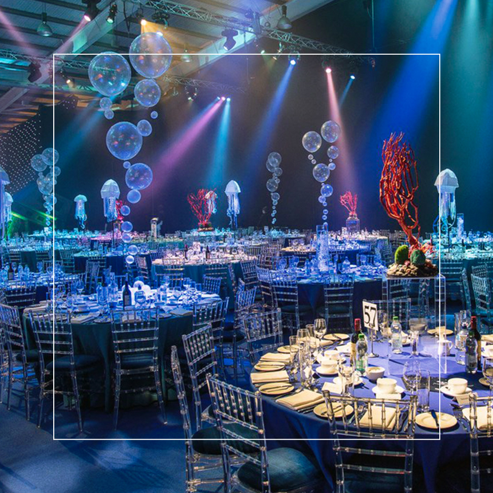 The Angels Events Planner | Under The Sea Theme Awards Dinner